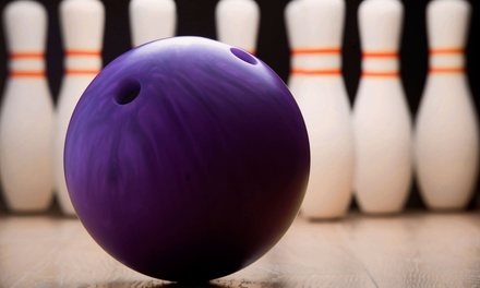 One-Hour of Bowling with Pizza for Up to Four or Eight at Show Me Lanes (Up to 50% Value)