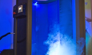 Chill Cryotherapy: One or Three Cryotherapy Sessions at Chill Cryotherapy (Up to 54% Off)