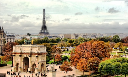 ✈ 6 or 7 Day Vacation in Paris with Airfare from Great Value Vacations. Price per Person Based on Double Occupancy.