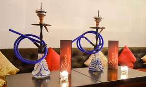 Zana Lounge: Shisha und Cocktails nach Wahl inkl. Nachos für 2, 4 oder 6 Personen in der Zana Lounge (bis zu 62% sparen*)