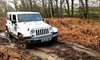 Jeep Off-Road Driving Experience