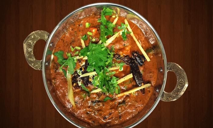Atithi The Taste of India - Schaumburg: Indian Cuisine at Atithi The Taste of India (Up to 44% Off). Two Options Available.
