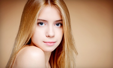 One or Three Crystal-Free Dermafile Microdermabrasions for Face and Neck at The Beauty Lounge (Up to 62% Off)