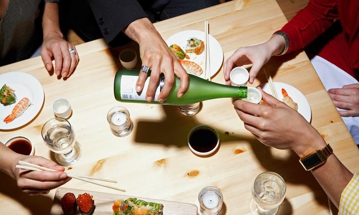 Japanese Sake & Seafood House by Ryo Zan Paku - Torrance: Japanese Food and Drinks at Japanese Sake & Seafood House by Ryo Zan Paku (Half Off). Two Options Available.