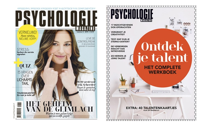 abonnement psychologie magazine psychologie magazine groupon. Black Bedroom Furniture Sets. Home Design Ideas