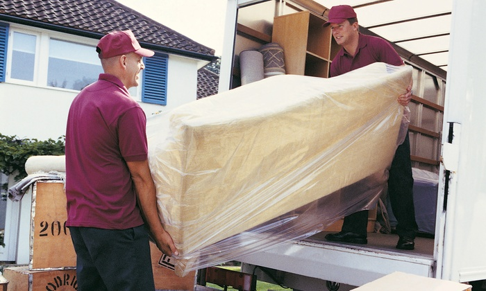 Boston Quality Movers - Allston: $145 for Three Hours of Moving Services with Two Movers and One Truck from Boston Quality Movers ($297 Value)