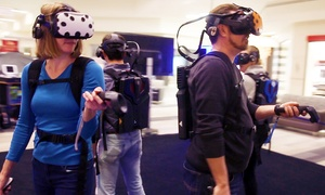 Up to 46% Off VR Arcade Experience at Dreamgate VR at Dreamgate VR, plus 6.0% Cash Back from Ebates.