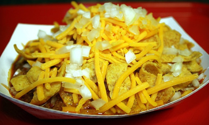Jake's Coney Island - Edmond: $5 for $10 Worth of Coney Dogs and Chili at Jake's Coney Island