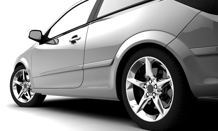 Miracle Touch Auto Finish Restoration - Las Vegas: $99 for Car Scratch-and-Blemish Removal at Miracle Touch Auto Finish Restoration ($250 Value)