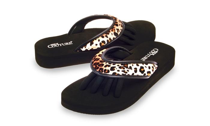 a90e39d0bd54b PediCouture Women s Pedicure Sandals