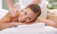 30-Minute Back, Neck and Shoulder or 60-Minute Full-Body Aromatherapy Massage by Mandy at Serenity Beauty