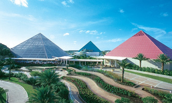 Moody Gardens - Galveston: Pyramid Combo with Aquarium, Rainforest, and Museum Visit for One, Two, or Four at Moody Gardens (Up to 55% Off)