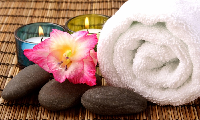 Venchi Day Spa - Colonialtown North: Spa Packages with Facial, Massage, and Nail Services at Venchi Day Spa (Up to 54% Off). Three Options Available.
