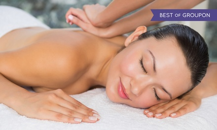 60- or 90-Minute Swedish or Deep-Tissue Massage at Therapeutic Massage Techniques (Up to 50% Off)