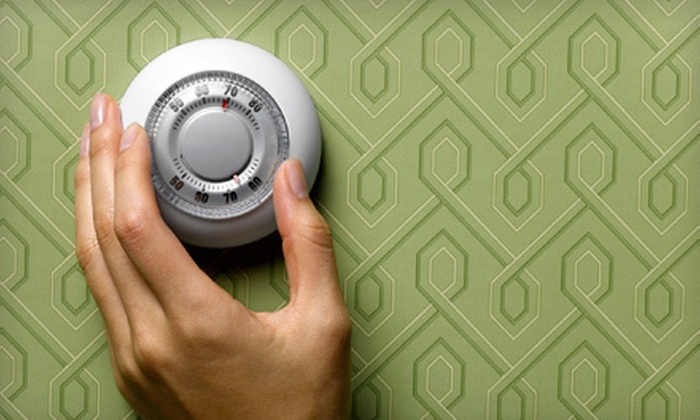 Uptown Plumbing, Heating & Cooling - Lyn-Lake: AC and Plumbing Services from Uptown Plumbing, Heating & Cooling (Up to 90% Off). Three Options Available.
