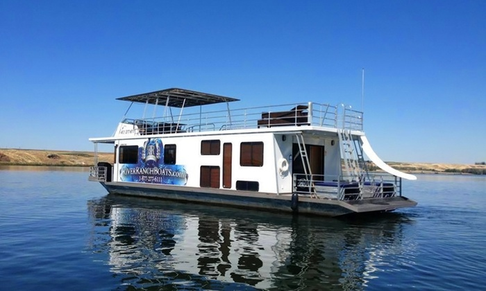 River Ranch Houseboats - Burbank: $1,195 for Houseboat Rental from River Ranch Boats ($2,400 Value)
