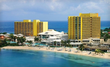 All-Inclusive Resort Along Jamaican Beachfront