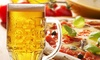 B. Boomers Bar & Grille - Allen Park: Pizza with Starter and Pitcher of Beer, or Bar Fare and Drinks at B. Boomers Bar & Grille (Up to 42% Off)
