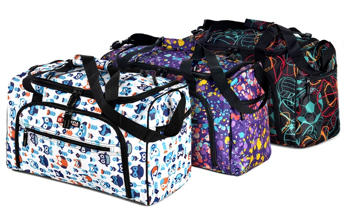 Olympia Usa 25 Fashion Sports Duffel