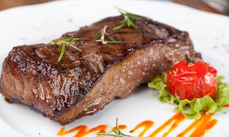 4-Gänge-Gourmet-Menü mit Rinderfilet inkl. Aperitivo für zwei oder vier Personen bei Ristorante Terzetto (50% sparen*)