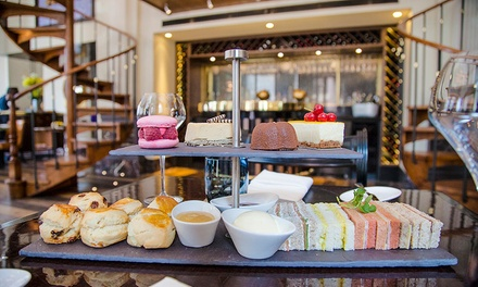 Michelin-Listed Afternoon Tea with Optional Bubbly for Two at 5* The Balcon (Up to 15% Off)