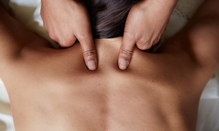 Therapeutic Massage, Acupressure Facial, or Both at Richmond VA Healing Massage (Up to 47% Off)