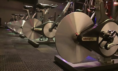 Five or One Month of Unlimited <strong>Cycling</strong> Classes at 6 Degree Burn Fitness Studios (Up to 66%)