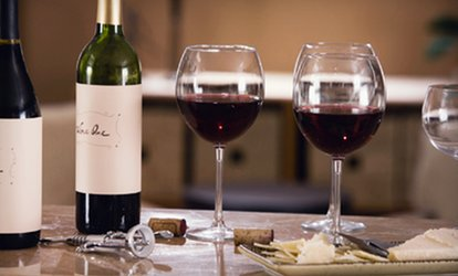 image for $49 for a Wine Tasting for Two with Appetizer, Dinner, and Bottle of Wine at 1742 Wine Bar (Up to $170.90 Value)