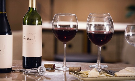 $49 for a Wine-Tasting Dinner for Two with Appetizer and Bottle of Wine at 1742 Wine Bar (Up to $170.90 Value)