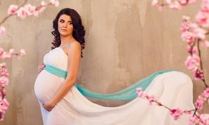 UrbanStudioPhoto8: Sesión de fotos en estudio para bebé o embarazada con fotos editadas e impresas desde 29,90 € en Urban Studio Photo8