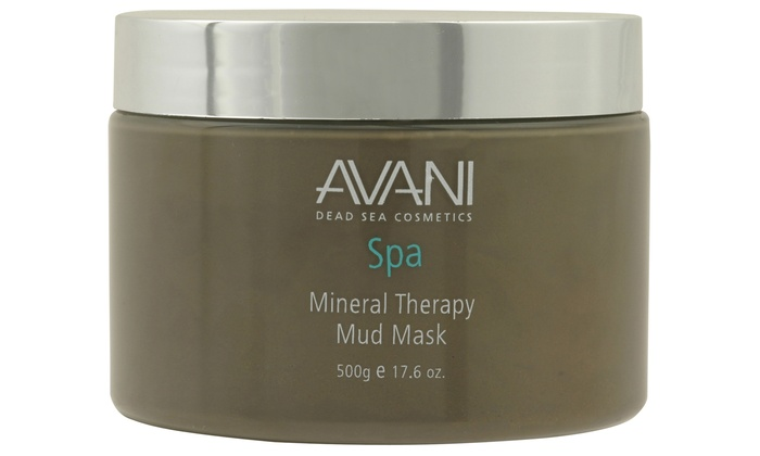 Spa Mineral Therapy Mud Mask - 17.6 oz. by Avani Dead Sea Cosmetics (pack of 1) Farmstead Apothecary 100% Natural Anti-Aging Face Cream, Strawberry Gardenia 4 oz