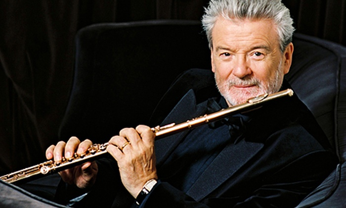 Irish Chamber Orchestra with Sir James Galway - Jorgensen Center for Performing Arts: $40 for Two to See the Sir James Galway with the Irish Chamber Orchestra on October 27 at 3 p.m. ($80 Value)