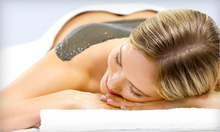 My Oasis Spa - Whittier: One or Three Mud Back Treatments and Full-Body Reflexology Treatments at My Oasis Spa in Whittier (Up to 62% Off)
