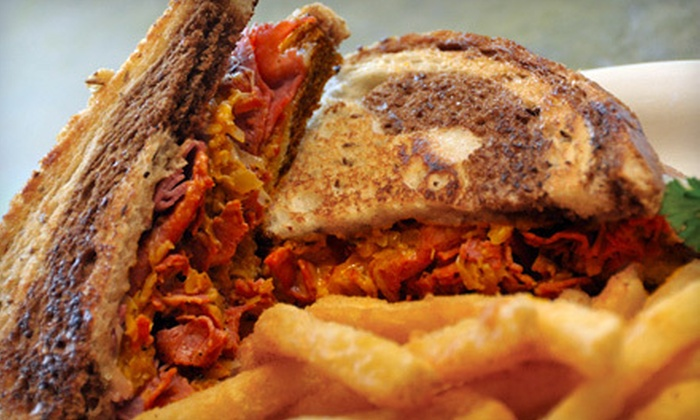 Irish Bred Pub - Hapeville: $12 for $25 Worth of Irish Food and Drinks at Irish Bred Pub