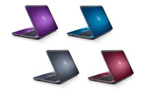 """Dell 15.6"""" Laptop with Intel Core i5-4200U CPU, 8GB RAM, and 1TB HDD: Dell Inspiron 15.6"""" Laptop in Blue, Merlot, Purple, or Silver with Intel Core i5-4200U CPU, 8GB RAM, and 1TB HDD"""
