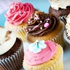 Up to 55% Off Delivered Gourmet Cupcakes