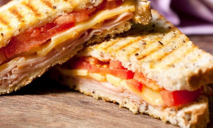 Tapestry Café - Windy Hill: $7 for $14 Worth of Sandwiches and Café Cuisine at Tapestry Café