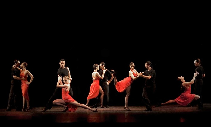 """Song of Eva Perón - State Theatre: Tango Buenos Aires: """"Song of Eva Perón"""" on Saturday, February 28, at 2 p.m. or 8 p.m. (Up to 67% Off)"""