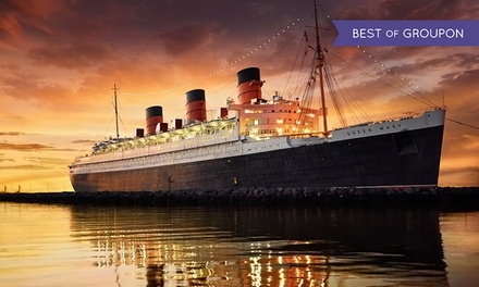 Stay with Grand Passport Package for Two at The Queen Mary in Long Beach, CA. Dates into June.
