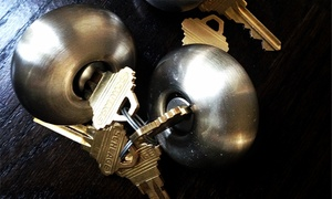 Pro Keys Locksmith: $45 Worth of Locksmithing Services or One Spare Car Key from Pro Keys Locksmith (Up to 67% Off)