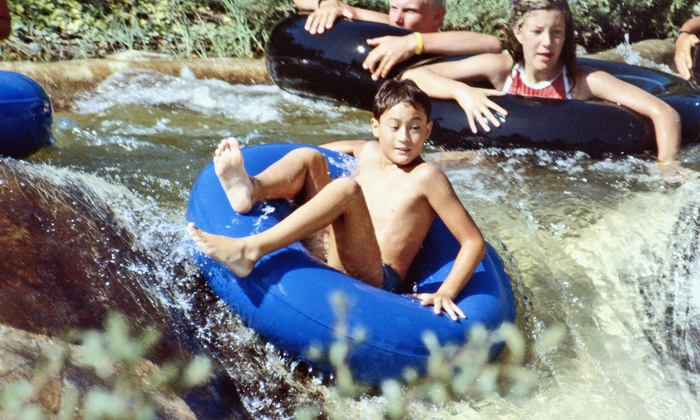 Texas State Tubes - Martindale: San Marcos River Tubing Package for Two, Four, or Six from Texas State Tubes (Up to 49% Off)