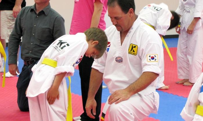 K Taekwondo, LLC - Kingwood: Two or Four Weeks of Beginner Taekwondo Classes at K Taekwondo, LLC (Up to 81% Off)