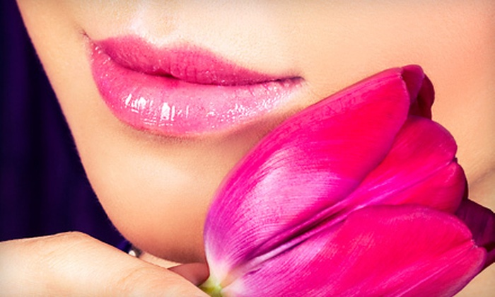 3 Graces Spa - Allandale: One or Four Exilis Firming Treatments on Lips, or One Exilis Treatment on Eyes at 3 Graces Spa (Up to 62% Off)