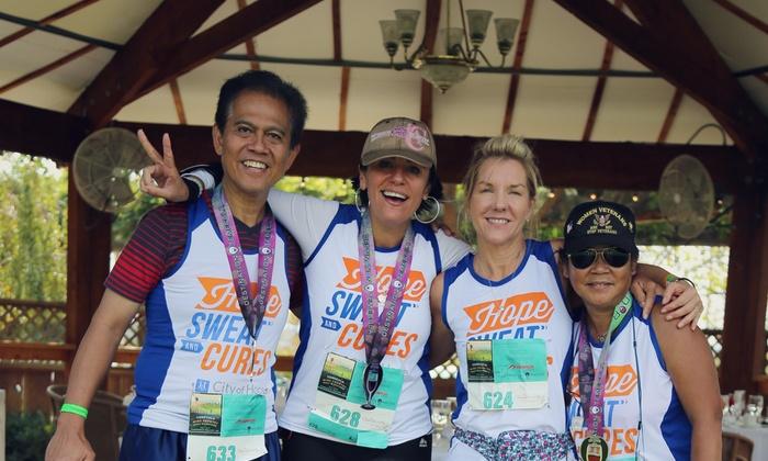 City of Hope - LA Marathon: $499 to Enter the ASICS LA Marathon with City of Hope on March 15 (Up to $745 Value)