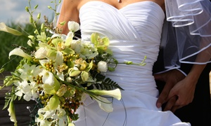 Perro's Flowers: $25  for a Bridal Bouquet and Sit-Down Consultation with Florist at Perro's Flowers ($125 Value)