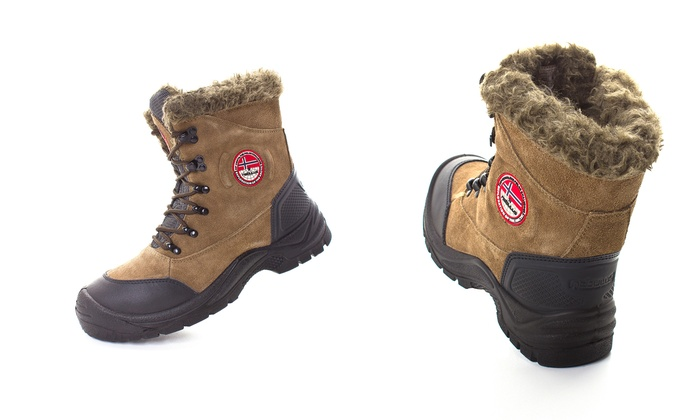 Femme Pour Boots Nebulus Groupon Shopping Et Homme En D'hiver Cuir wq06xqTI
