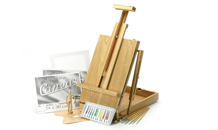 Cielo Lifestyle: Complete Art Set for R795 Including Delivery (41% off)