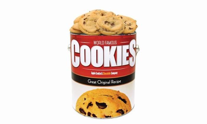 Apple Cookie & Chocolate Company - Braddock: Two pounds of Cookies at APPLE COOKIE & CHOCOLATE CO (20% Off)