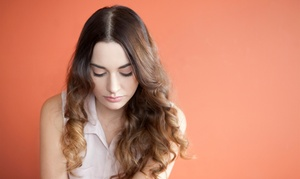 Luna Del Mar Salon: Haircut with Deep Conditioning or Partial Highlights at Luna Del Mar Salon (Up to 55% Off)