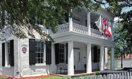 Visit for Two or Four Adults at Condé-Charlotte Museum House (69% Off)